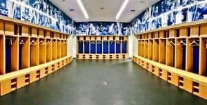FC Porto Stadium Tour - Estadio Do Dragao - Historic Dressing Rooms