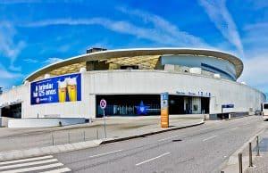 FC Porto Stadium Tour - Estadio Do Dragao - Location