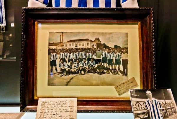 FC Porto Stadium Tour - Estadio Do Dragao - Museum