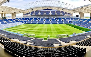 FC Porto Stadium Tour - Estadio Do Dragao