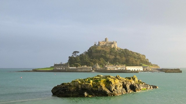 Nature sights in the UK - St Michael's Mount
