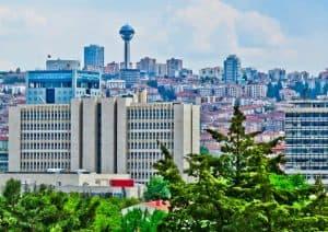 Things to do in Ankara Turkey - Atakule