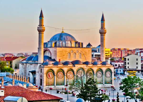 Things to do in Konya Turkey - Selimiye Mosque
