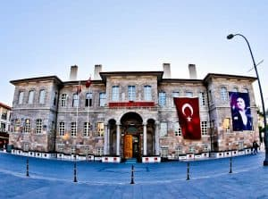Things to do in Konya Turkey - Government Building