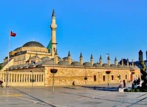 Things to do in Konya Turkey - Mevlana Museum