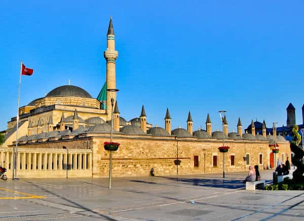 Things to do in Konya Turkey - Mevlana Museum