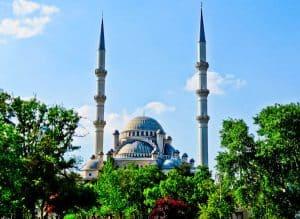 Things to do in Konya Turkey - Hacıveyiszade Mosque