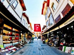 Things to do in Konya Turkey - Old town markets and restaurants