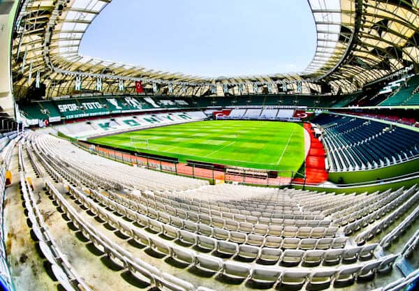 Konyaspor Stadium Tour - Konya Turkey - Stadium Facts