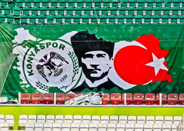 Konyaspor Stadium Tour - Konya Turkey - How to watch Football Match in Turkey - Passolig