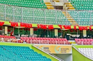Konyaspor Stadium Tour - Konya Turkey - VIP Seats