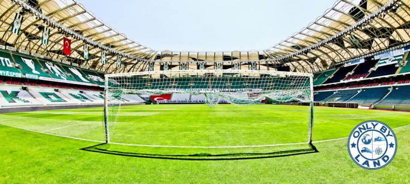 Konyaspor Stadium Tour - Konya Turkey