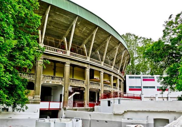 Pamplona Bull Stadium Tour - Plaza de Toros - Location