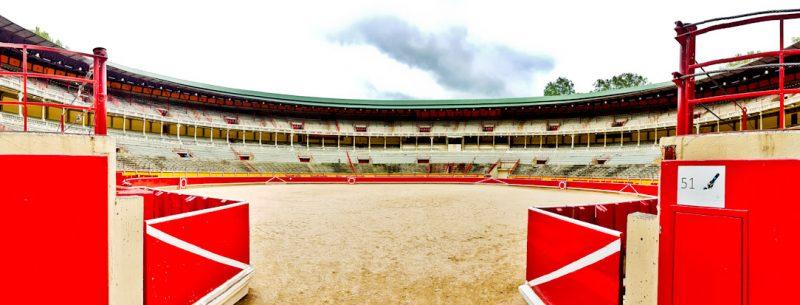Pamplona Bull Stadium Tour - Plaza de Toros