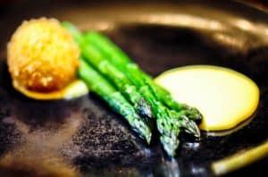 Rushton Hall Hotel and Spa - Travel Blogger Review - 1593 Brasserie - Starter
