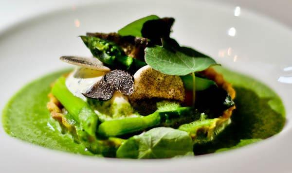 Rushton Hall Hotel and Spa - Travel Blogger Review - Tresham Restaurant - Starter