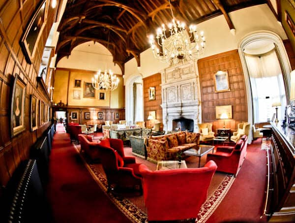 Rushton Hall Hotel and Spa - The Great Hall