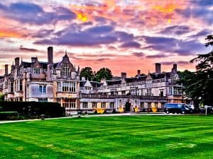 Rushton Hall Hotel and Spa - Travel Blogger Review - Location