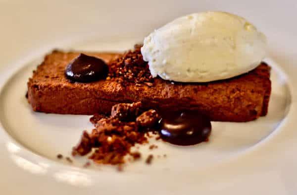 Rushton Hall Hotel and Spa - Travel Blogger Review - 1593 Brasserie - Dessert