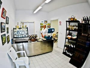 Traditional Cheese Dairy - Lipsi Island Greece - Store