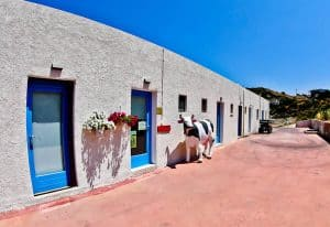 Traditional Cheese Dairy - Lipsi Island Greece - Location