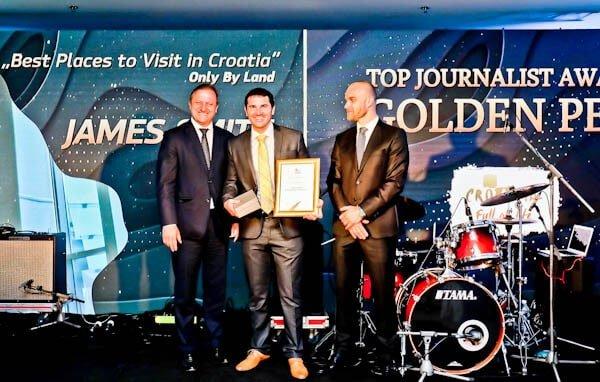 Golden Pen Award - Croatia