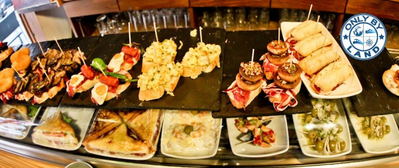 Food in Spain - Dining Like a Local