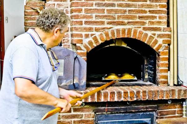 Traditional Greek Bakery Experience - Lipsi Island - Kairi Bakery - Freshly Baked Bread