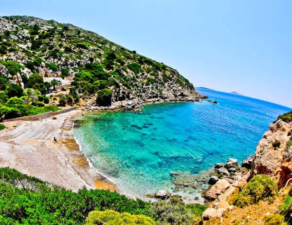 Things to do on Lipsi Island - Greece - Kimisi Beach