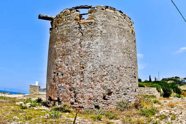 Things to do on Lipsi Island - Greece - Ancient Ruins