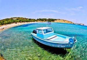 Things to do on Lipsi Island - Greece - Chochlakoura Beach