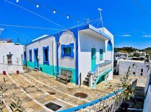Things to do on Lipsi Island - Greece - Traditional Greek Houses