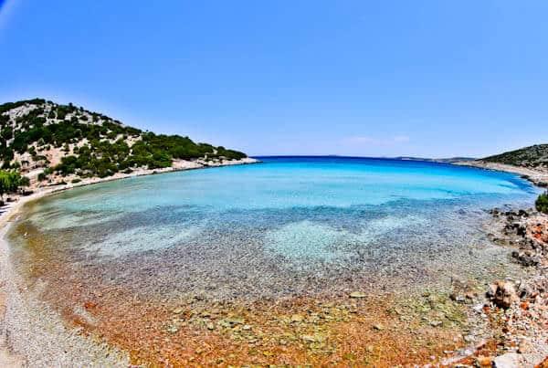 Things to do on Lipsi Island - Greece - Platis Gialos Beach