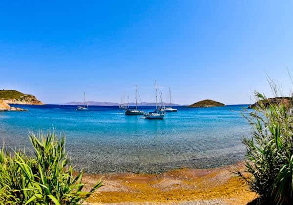 Things to do on Lipsi Island - Greece - Katsadia Beach