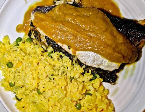 Manolis Tastes - Greek Restaurant Bar Cafe - Lipsi Island - Main Course - Local Fish