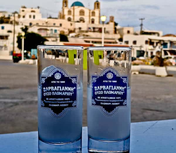 Greek Ouzeri Restaurant Experience + Photos - Ouzo with a View