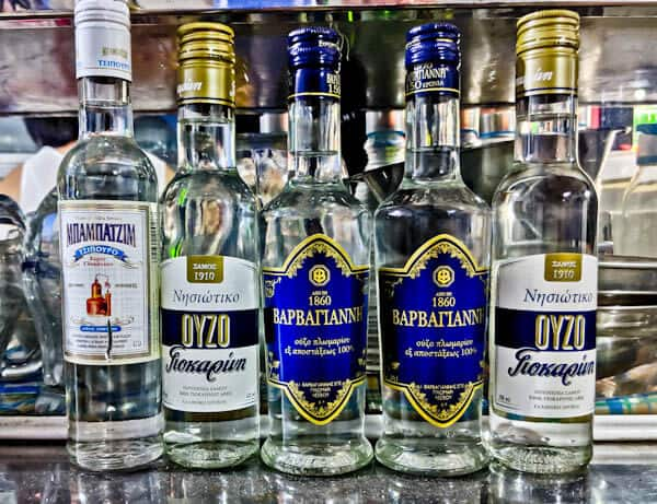 Greek Ouzeri Restaurant Experience + Photos - Ouzo