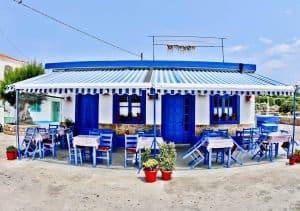 Greek Ouzeria Restaurant Experience + Photos - Location