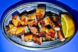 Greek Ouzeria Restaurant Experience + Photos - Finger Food - Lobster
