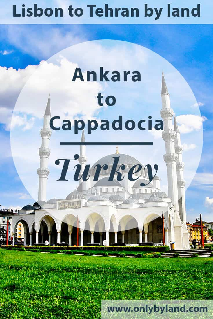 Things to do and Photograph in Ankara Turkey