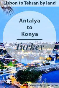 Things to do in Antalya Turkey + Day Trips