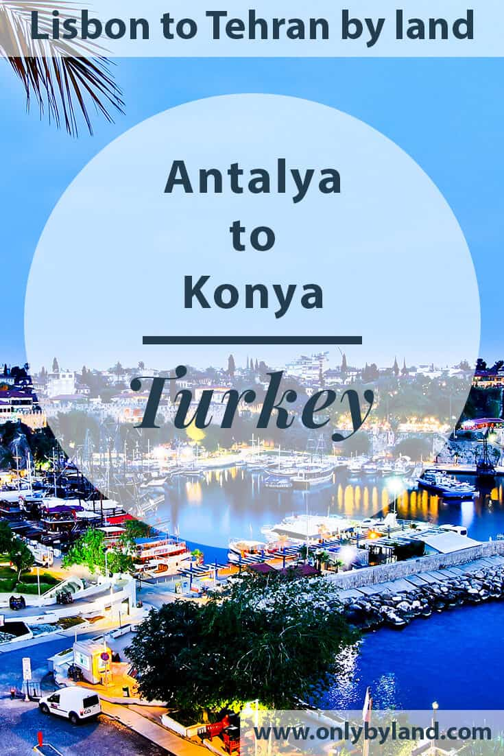 Things to do in Antalya Turkey + Day Trips