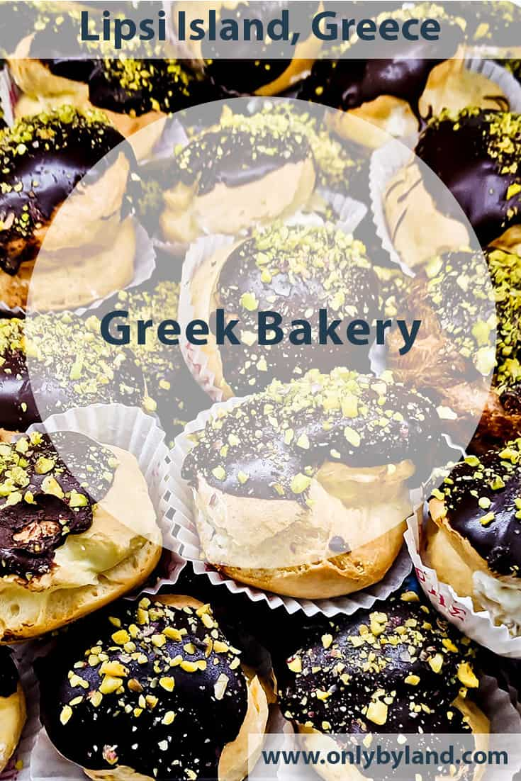 Traditional Greek Bakery Experience – Lipsi Island