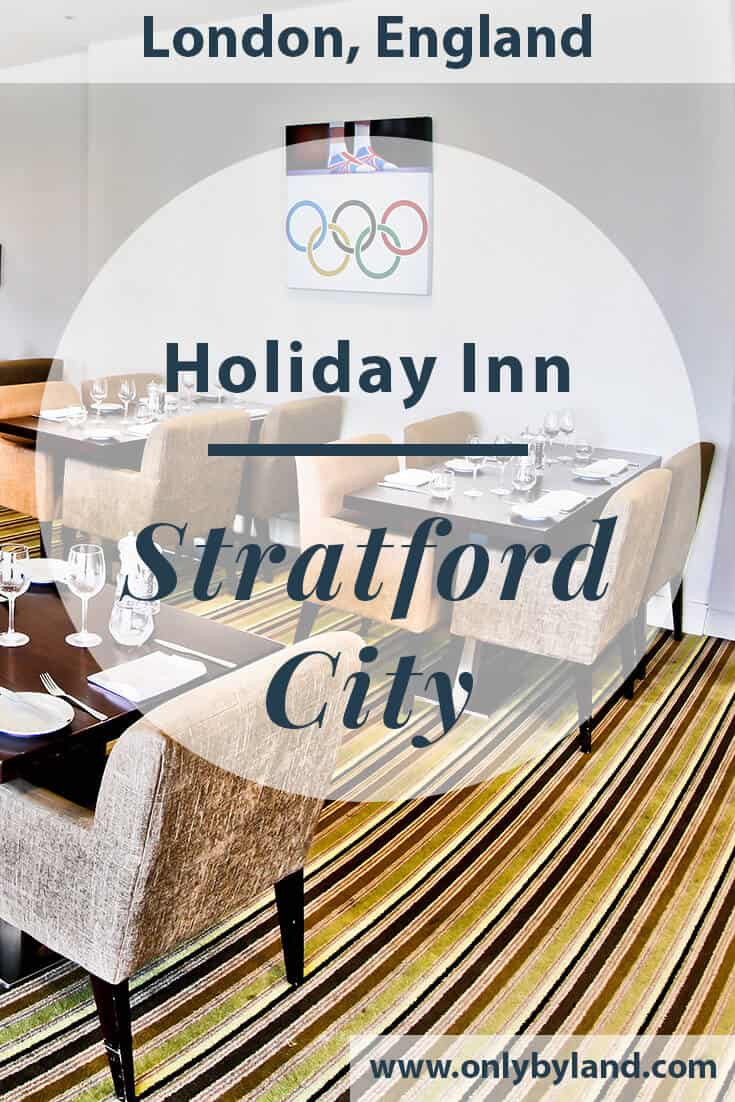 Holiday Inn – Hotels in Stratford London