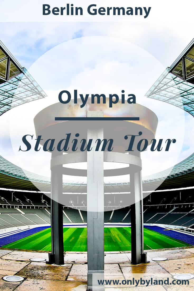 Olympiastadion – Berlin Olympic Stadium Tour