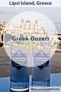Greek Ouzeri Restaurant Experience + Photos