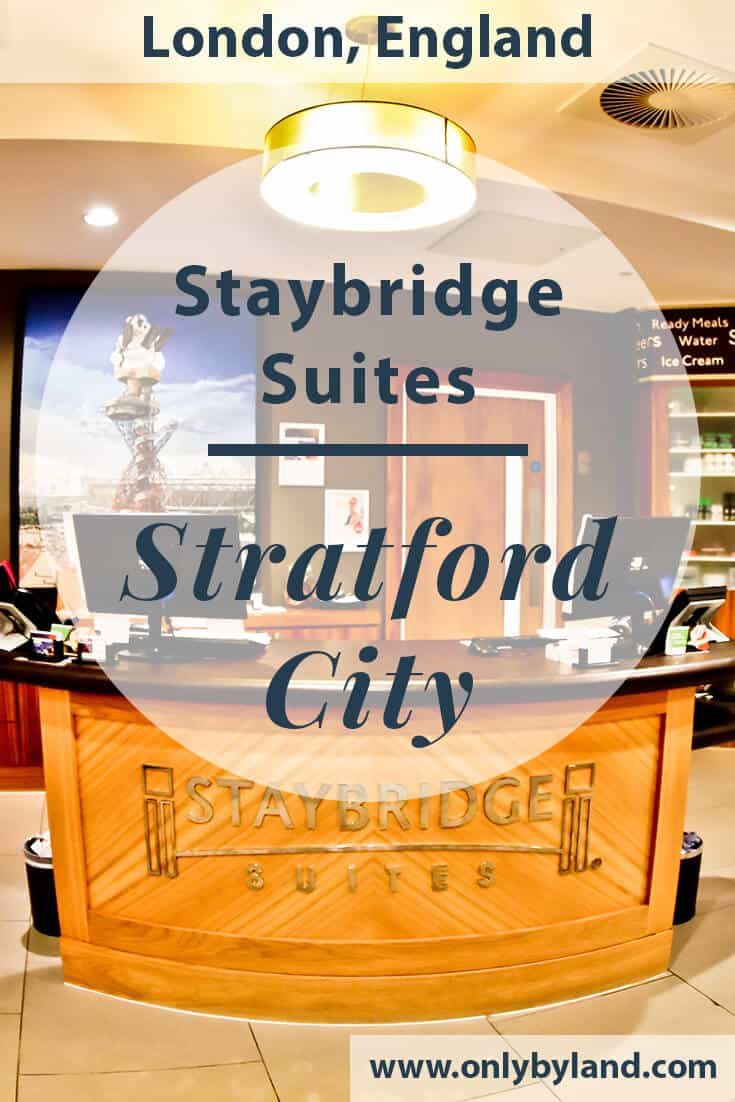 Staybridge Suites Extended Stay – Stratford City Hotels