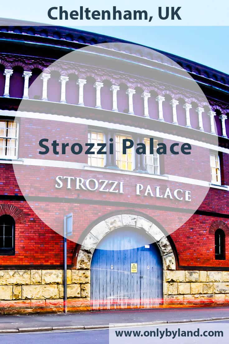 Strozzi Palace – Boutique Hotel Cheltenham