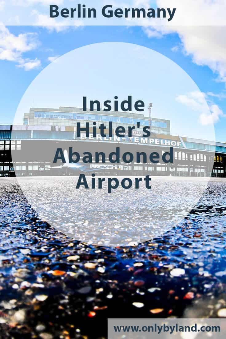 Inside Hitler's Tempelhof Airport – Nazi Architecture