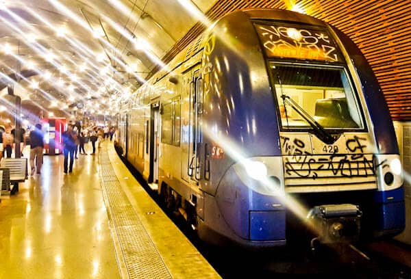 Train Travel Guide to France - Which Trains